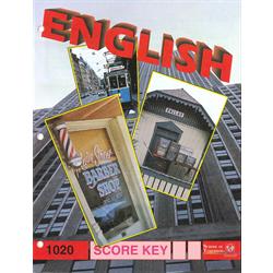 English Key 1020