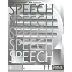 Speech Pace #5 (1101)