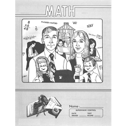Math Pace 1079 (3rd Edition)