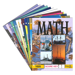 <>Latest Edition Math Key Kit 1025-1036