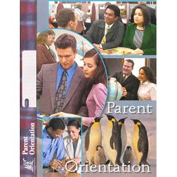 Parent Orientation Pace