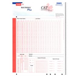 CAT 3 Test Booklet 13