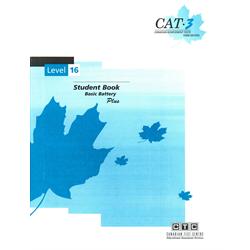 CAT 3 Test Booklet 16