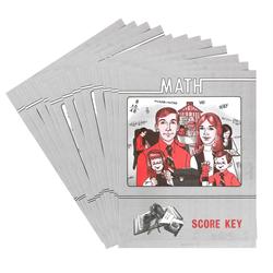<>3rd Edition Math Key Kit 1085-1096