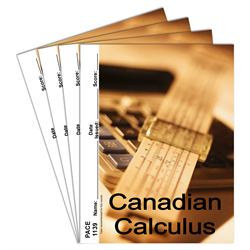 Math Pace Kit 1139-1142 Calculus