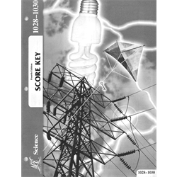 Science Key 1028-1030 4th Edition