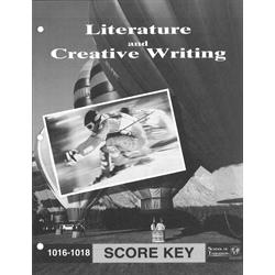 Creative Writing Key 1016-1018