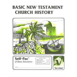 New Testament Church History Pace 1125