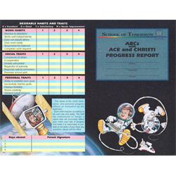 ABCs Progress Report (Package of 10)