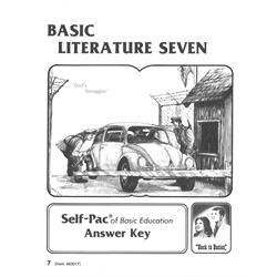 Literature Key 7
