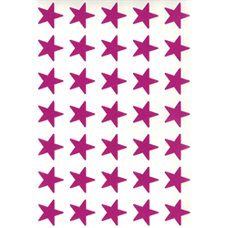 Purple Star (Self-Sticking)