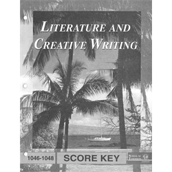 Creative Writing Key 1046-1048