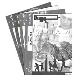 <>Science Key Kit 1025-1036 4th Edition