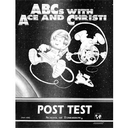 ABCs Post Test - Package of 10