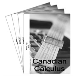 <>Math Key Kit 1139-1142 Calculus