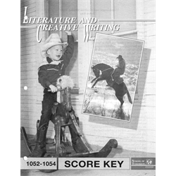 Creative Writing Key 1052-1054