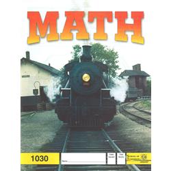 Latest Edition Math Pace 1030