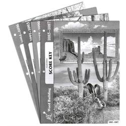 <>Word Building Key Kit 1085-1096 4th Edition