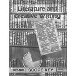 Creative Writing Key 1028-1030