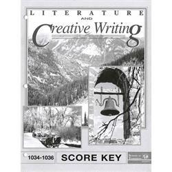 Creative Writing Key 1034-1036
