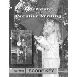 Creative Writing Key 1037-1039