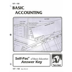 Accounting Key 1127-1132