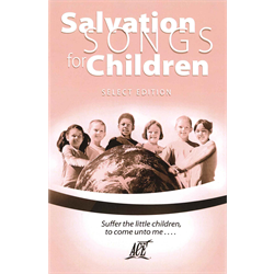 Salvation Songs for Children - Select Edition