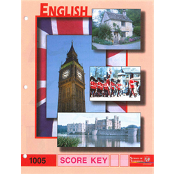 English Key 1005