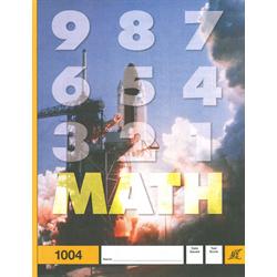 Latest Edition Math Pace 1004