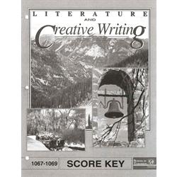 Creative Writing Key 1067-1069
