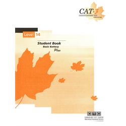 CAT 3 Test Booklet 14