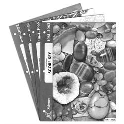 <>Science Key Kit 1061-1072 4th Edition