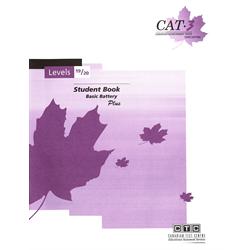CAT 3 Test Booklet 19/20