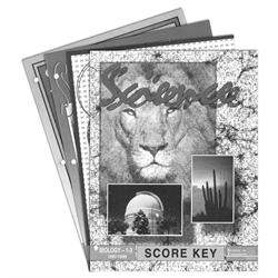 <>Science Key Kit 1097-1108