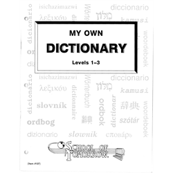 My Own Dictionary