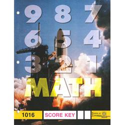 Latest Edition Math Key 1016
