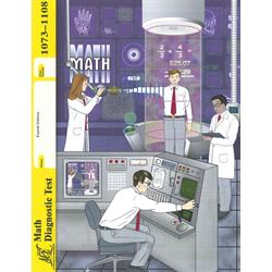 Latest Edition Math Diagnostic Test 1073-1108