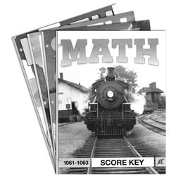 <>Latest Edition Math Key Kit 1061-1072