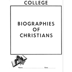 Biographies of Christians Pace 01